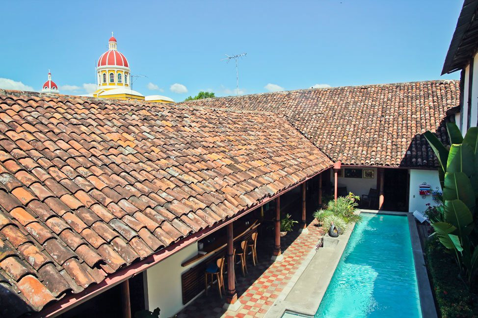 Colonial House Tour in Granada, Nicaragua