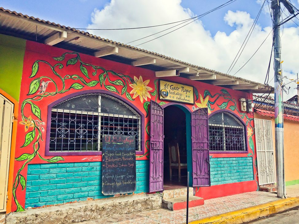 El Gato Negro, San Juan del Sur