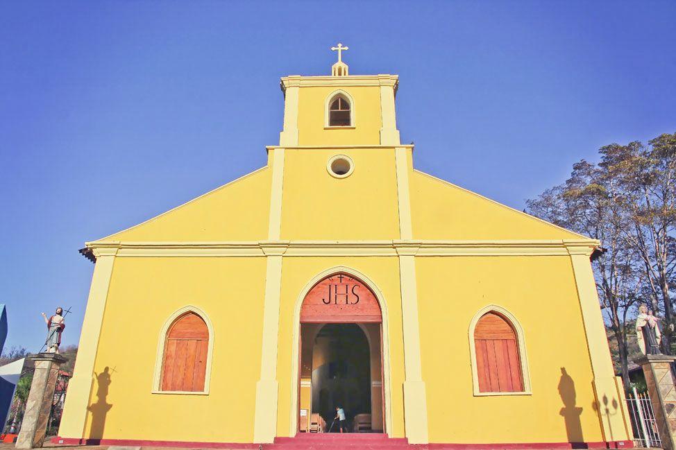 Church, San Juan del Sur