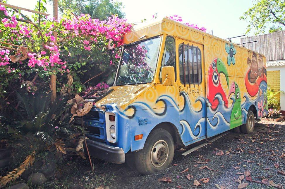 El Tunco Street Art
