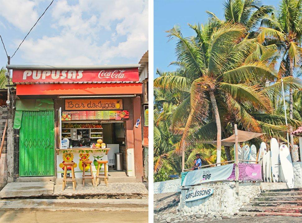 El Tunco El Salvador