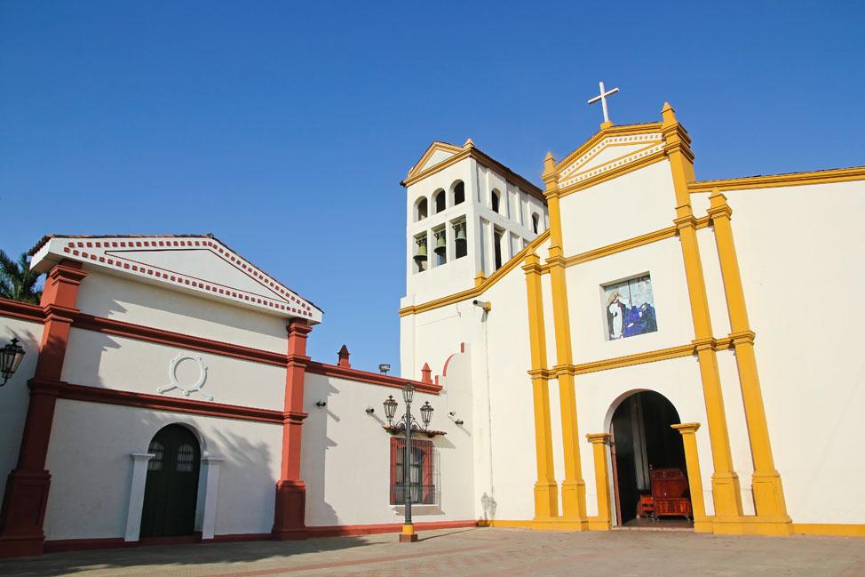 Churches in Leon, Nicaragua