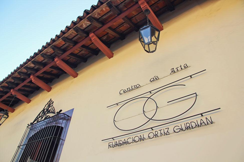 Centro de Arte Fundación Ortíz Gurdián, Leon, Nicaragua
