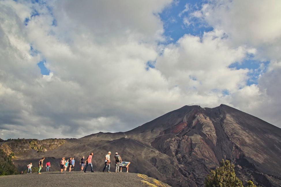 Hiking Volcan Pacaya