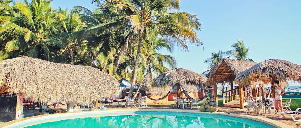 Beachfront Bliss: Kicking Back in El Cuco thumbnail