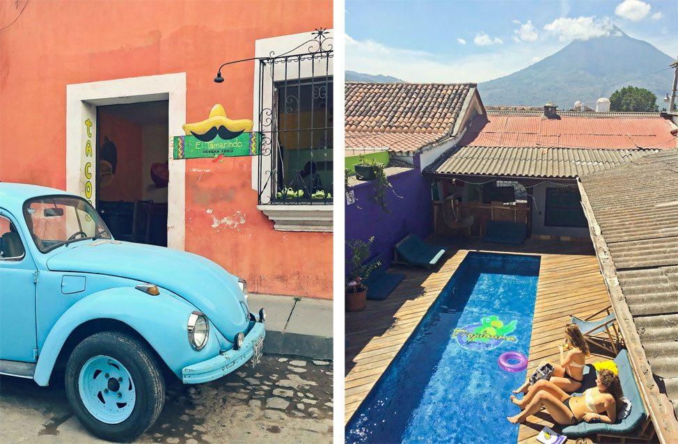 Tropicana Hostel Antigua