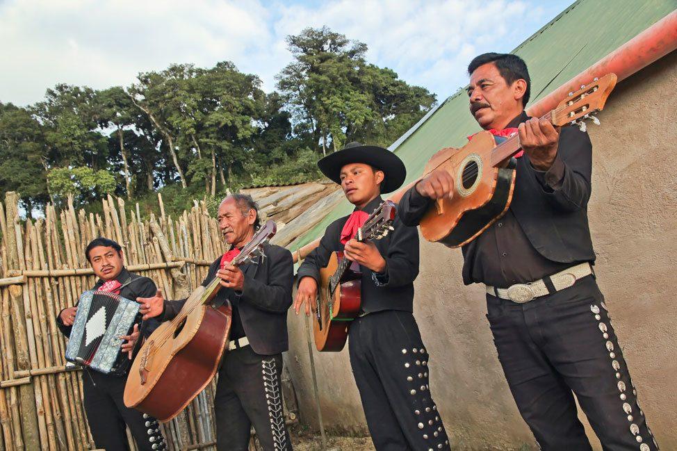 Mariachi or Muerto