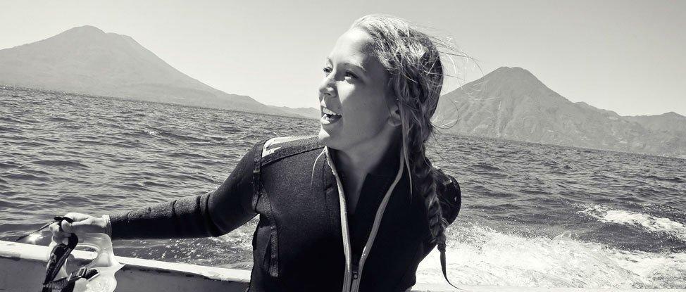 Diving Atitlan