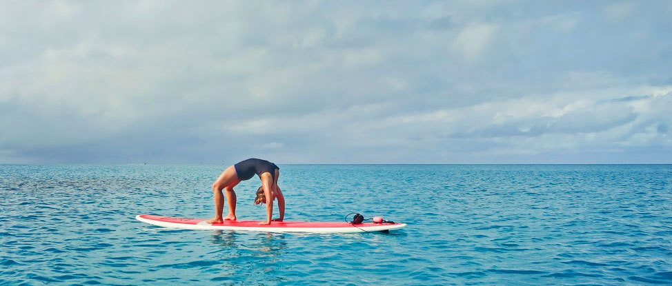 Aquatic Adventures in the Atlantic: SUP Yoga in Bermuda thumbnail