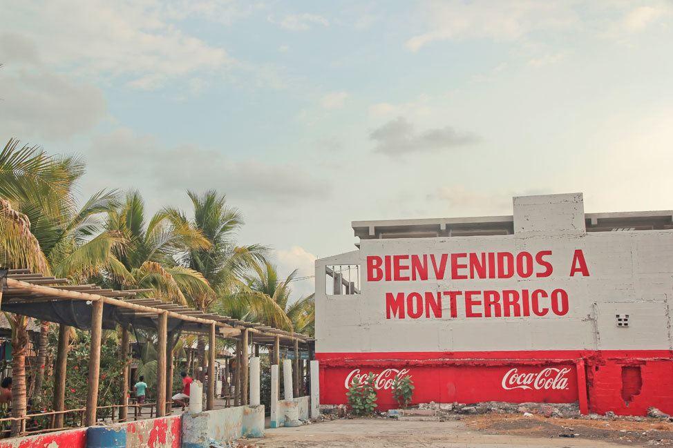 Monterrico Beach, Guatemala