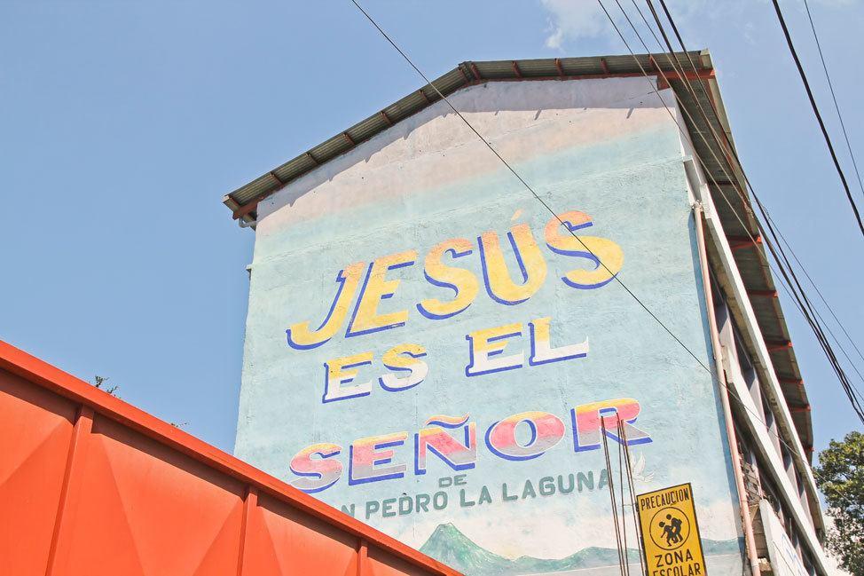 San Pedro, Lake Atitlan