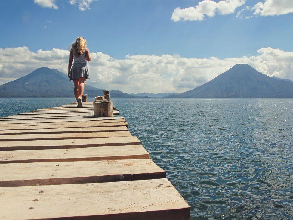 Santa Cruz, Lake Atitlan