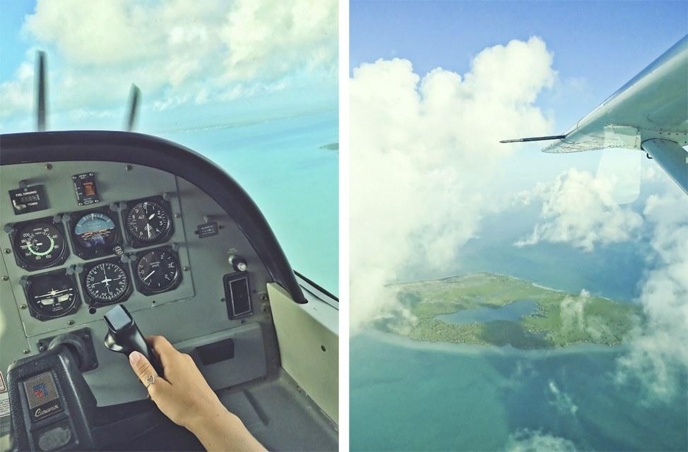 Flying Maya Island Air
