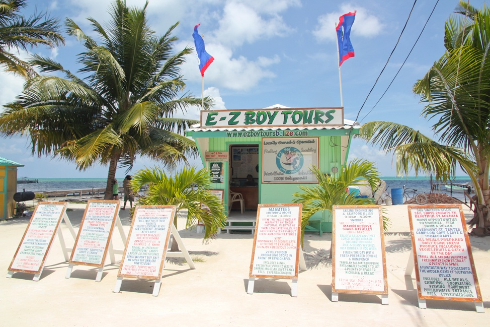 EZ Boy Tours Belize