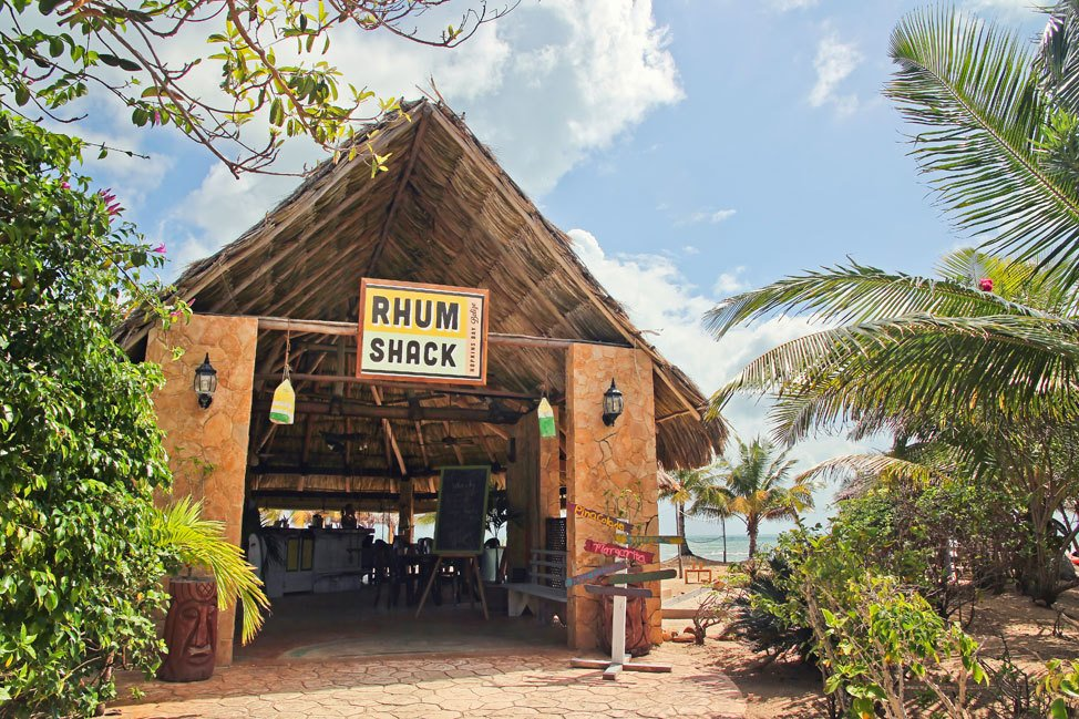 Rhum Shack, Hopkins Bay, Belize