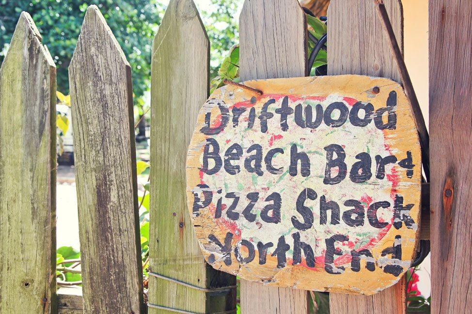 Driftwood Beach Bar, Hopkins, Belize