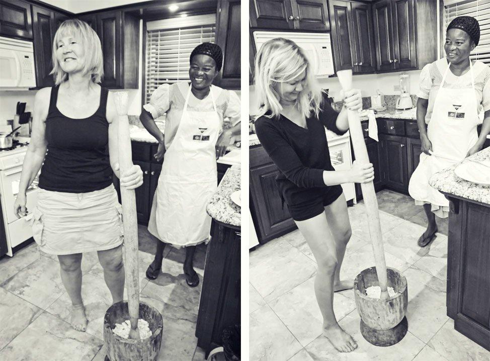 Garifuna Cooking Class, Belize