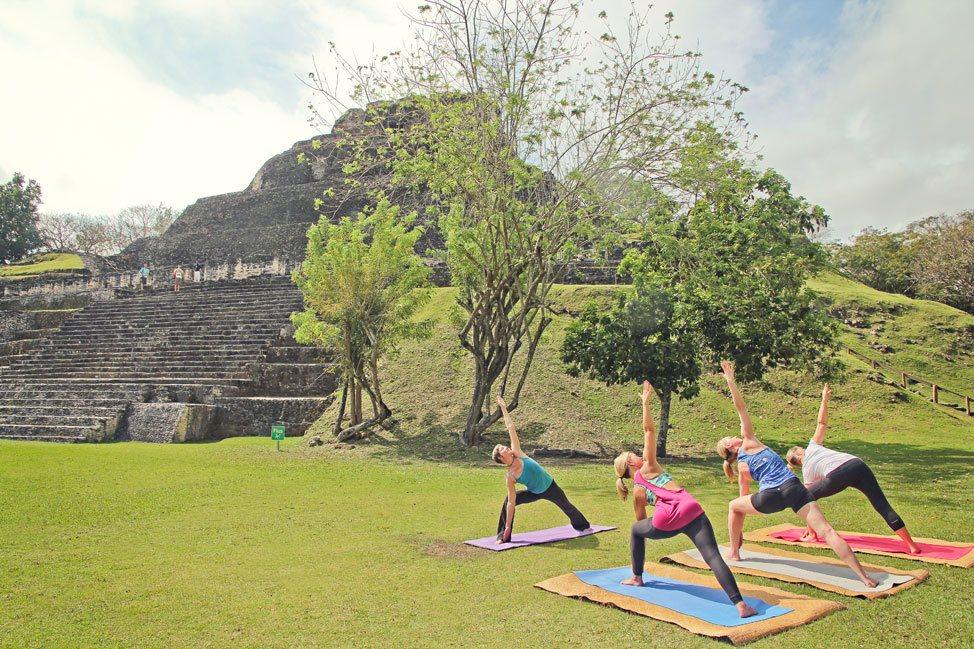 Yoga at Ka'ana