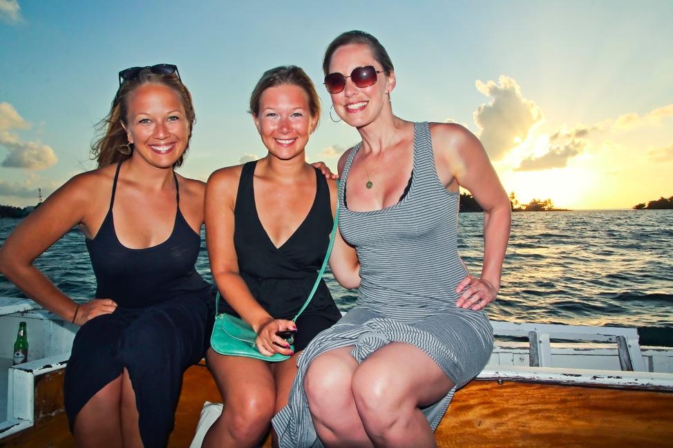 Caye Caulker Sunset Cruise
