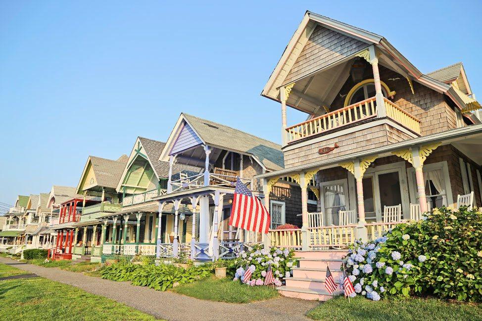 Martha's Vineyard Campground Cottages