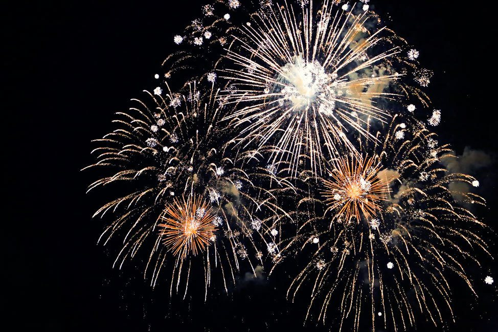 Martha's Vineyard Fireworks