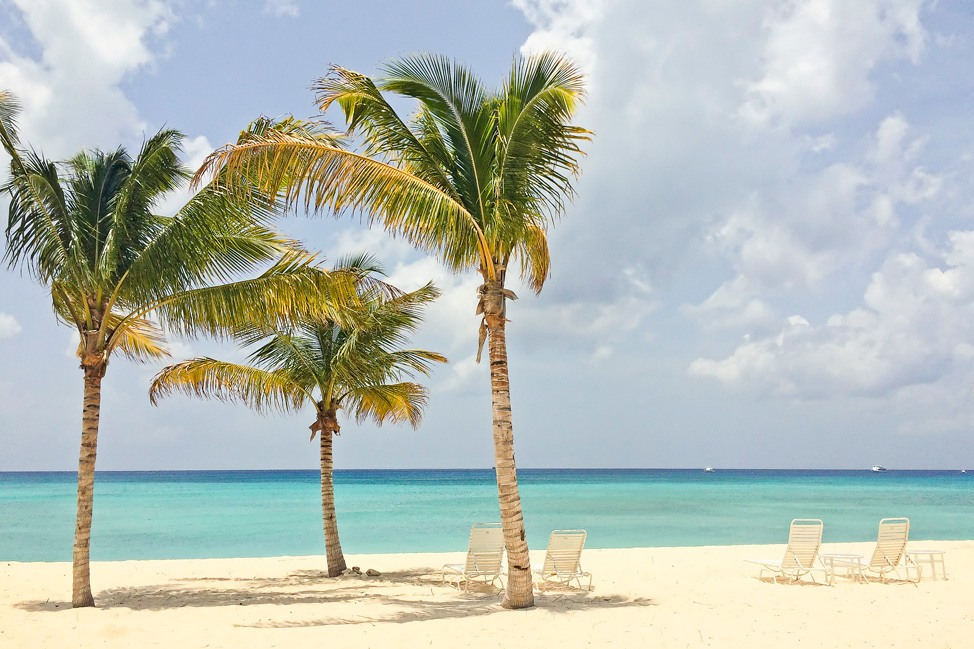 Seven Mile Beach, Cayman Islands