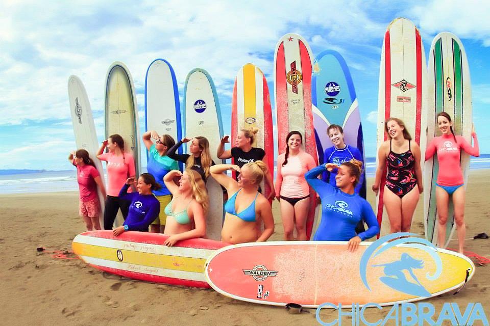 Teaching Surfing