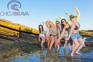 Teaching Surfing in Nicaragua