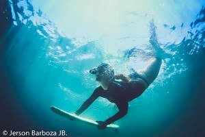 Working as a Surf Instructor