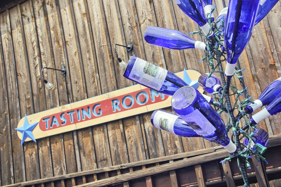 The Tasting Room at Americana Vineyards