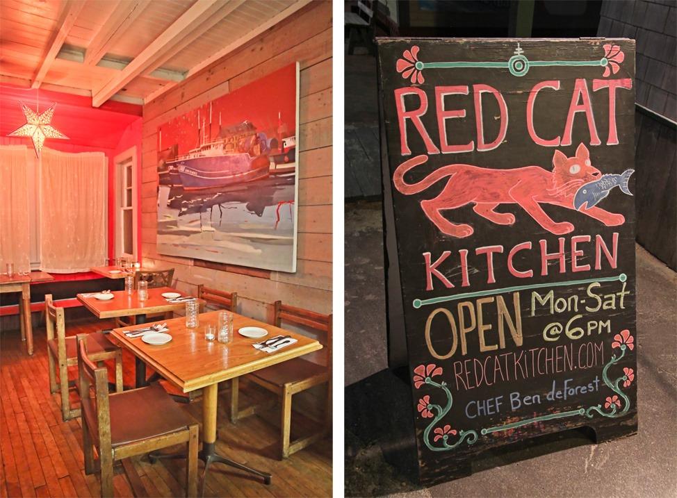 Red Cat Kitchen Martha's Vineyard