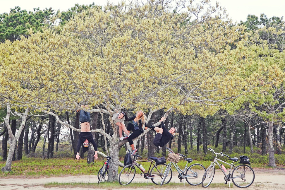 Bike Riding on Chappaquiddick