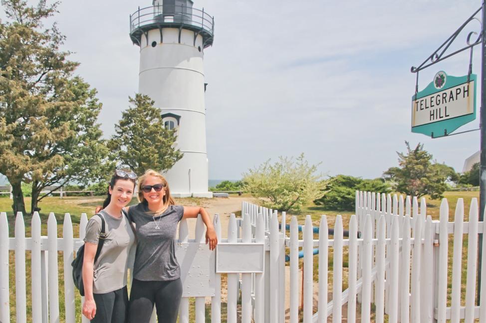 Telegraph Hill Lighthouse