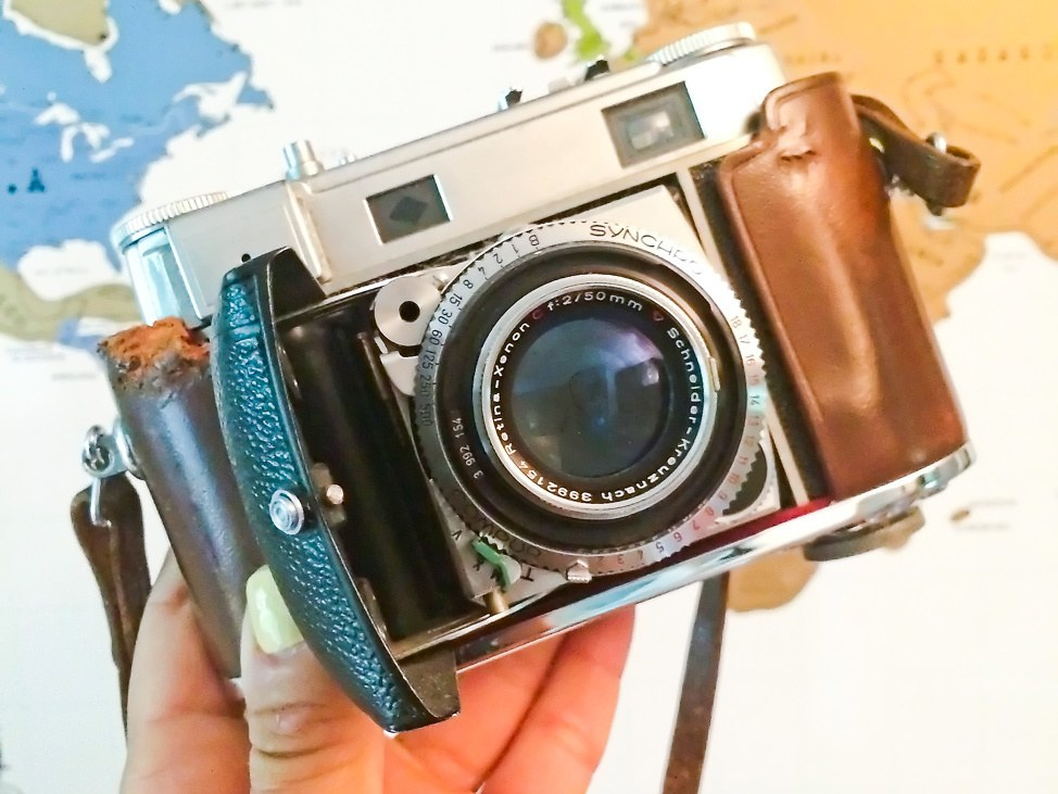 Upgrading Camera Equiptment