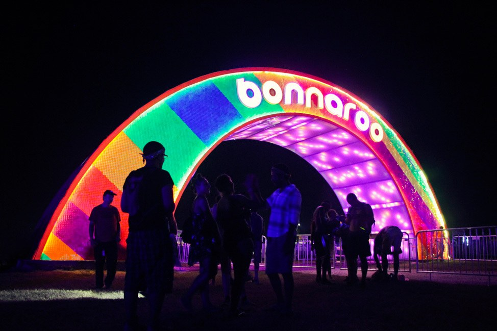 Bonnaroo After Dark