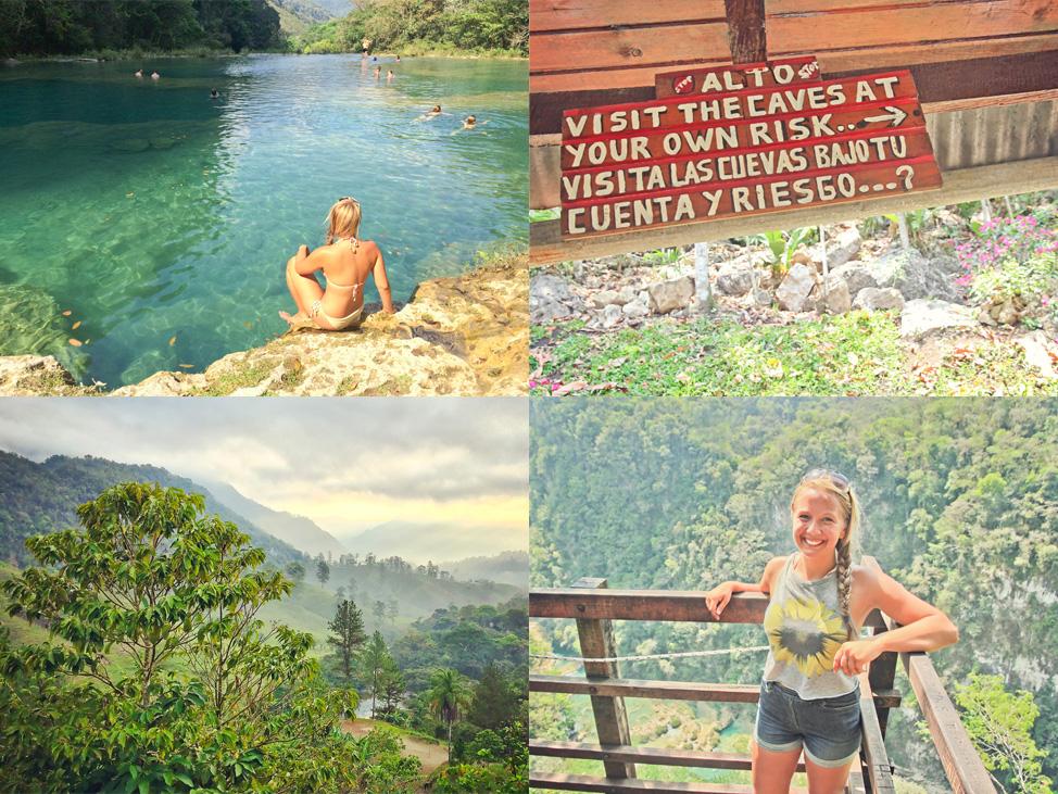 Lanquin Travel Blog