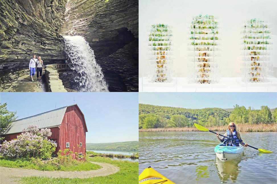 Corning Travel Blog