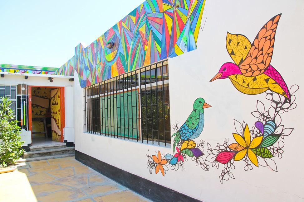 Kokopelli Hostel in Peru