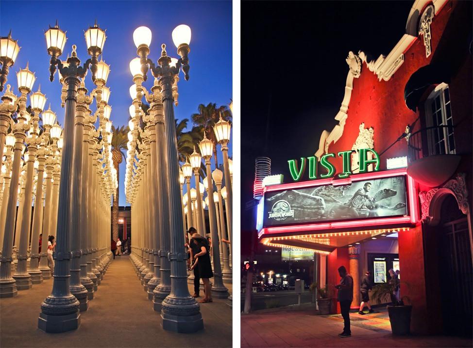 Vista Theatre Los Angeles
