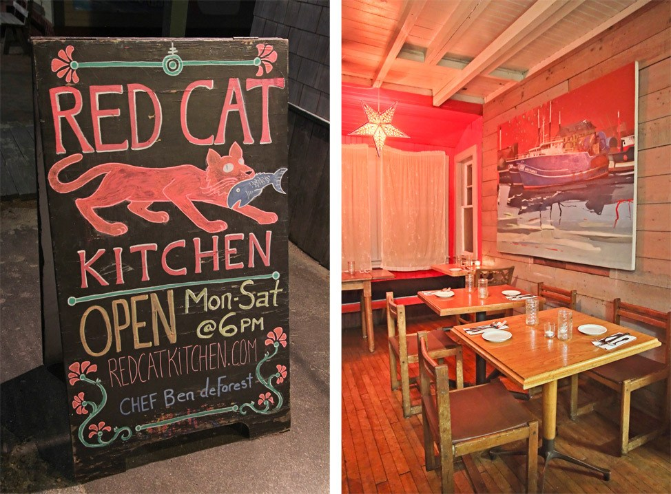 Red Cat Kitchen Oak Bluffs