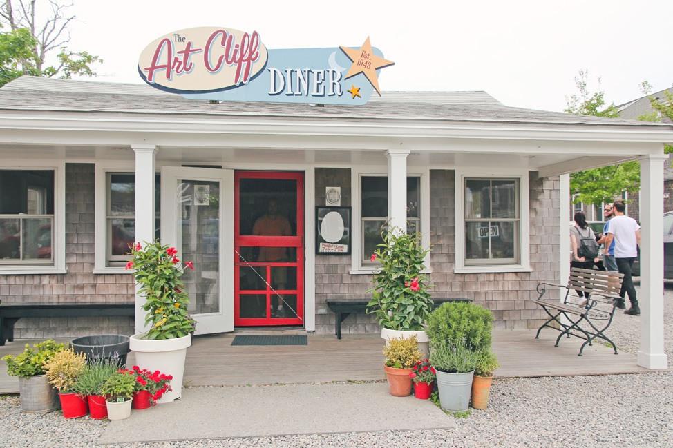 Art Cliff Diner Martha's Vineyard