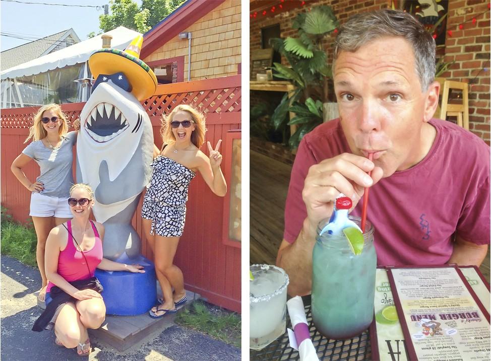 Sharky's Martha's Vineyard