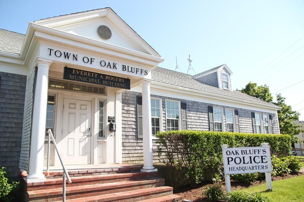 Oak Bluffs Police Station