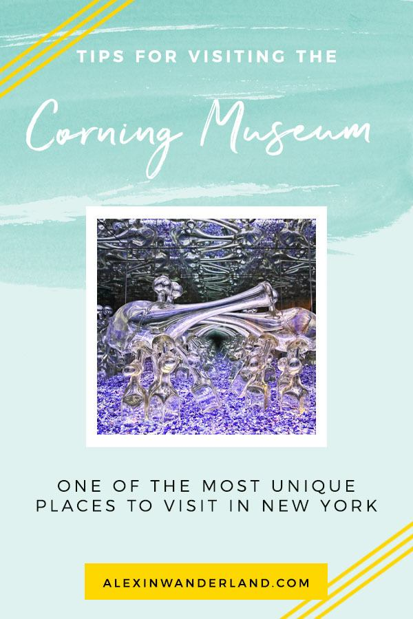 What to expect at the Corning Museum in New York | corning ny, corning museum glass