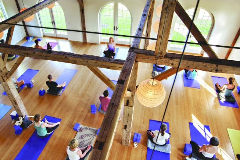 Yoga Barn Martha's Vineyard
