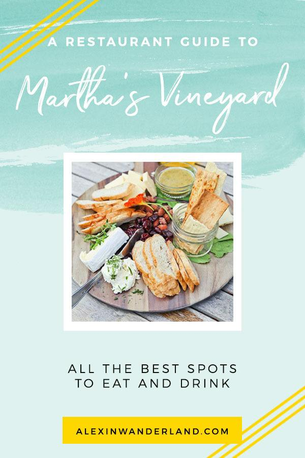 A complete guide on where to eat on martha's vineyard in massachusetts   martha's vineyard travel, martha's vineyard restaurants