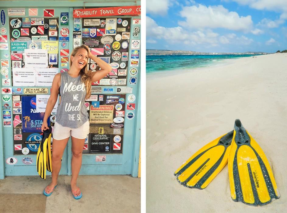 Resort Diving in Bonaire
