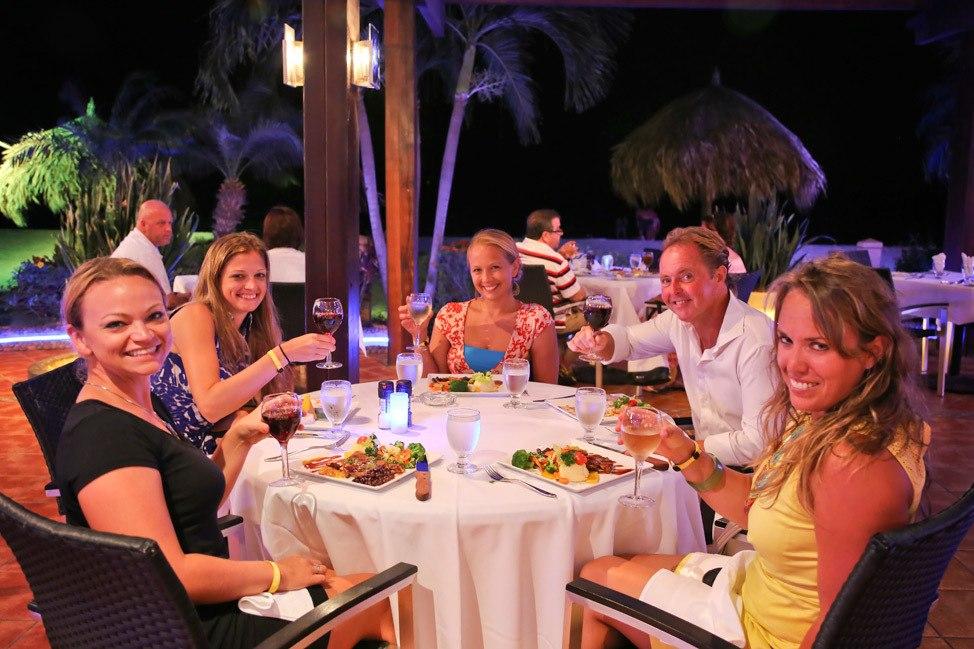 Aruba Tamarijn All-Inclusive Food