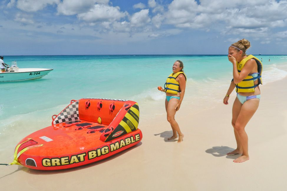 Aruba Watersports Bounce Couch