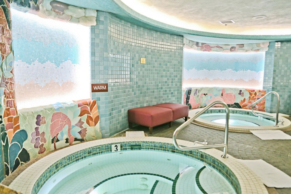 The Flamingo Las Vegas Spa